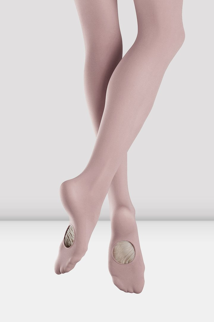 Bloch Endura Adaptatoe Girls Tights T0935G