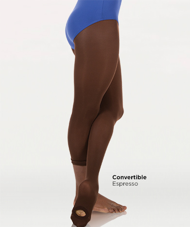 Body Wrappers totalSTRETCH Convertible Adult Tights A31
