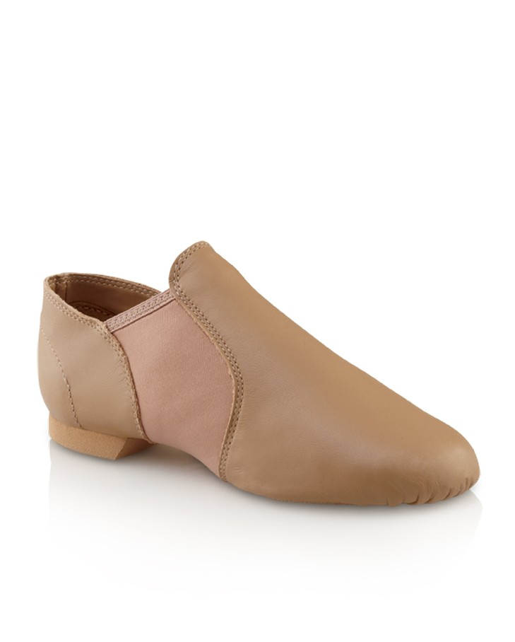 CAPEZIO  E-SERIES JAZZ SLIP ON EJ2C