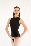 Mock Turtleneck Leotard 411LT