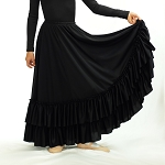 Child Flamenco Skirt