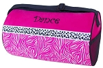 Candy Swirl Dance Duffel Bag