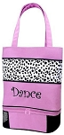 Dalmation Dance Tote Bag