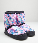 Adult Printed Bloch Booties