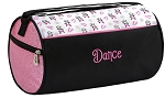 Panda Ballerinas Small Duffel PAN-02