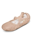 Bloch Giselle Leather Full Sole Ladies Ballet Slipper