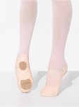 Capezio Hanami Ballet Canvas Split Sole Shoes Adult 2037W