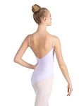 Capezio Studio Collection V Neck and Back Camisole Leotard SF1018W