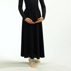 Lyrical Floor Length Skirt Adult
