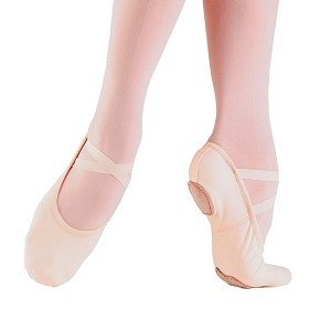 "Adult So Danca ""Bliss"" Canvas Split Sole SD16"