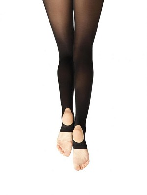 Capezio Stirrup Tights Child N145C