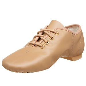 CAPEZIO E-SERIES JAZZ OXFORD - KIDS EJ1C